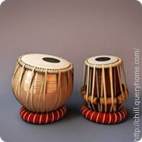 By popular belief, Tabla was invented in Punjab province of India.
