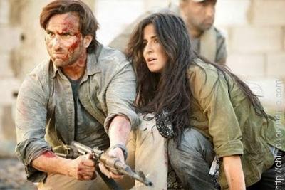 "Saif Ali Khan have reportedly learnt Kurdish language for his movie ""Phantom""."
