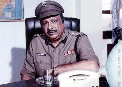 Jagdish Raj, played a police inspector in 144 films.