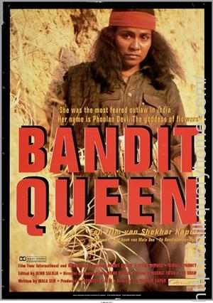 Who was the director of the bollywood film 'Bandit Queen'?
