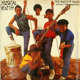 British reggae band Musical Youth are best remembered for their successful 1982 single 'Pass the Dutchie', which became a number 1 hit around the world.