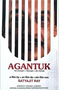 Agantuk (1991) was the last film directed by Satyajit Ray.