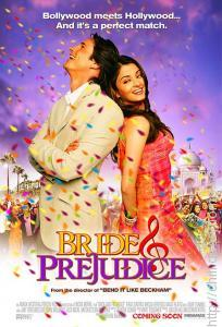 from where bride and prejudice is adapted