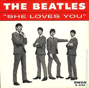 She loves you The Beatles
