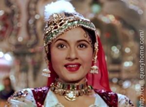 Bollywood actress Madhubala portrayed the role of Anarkali in bollywood movie Mughal-e-Azam.