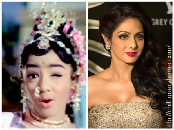 The cutest child stars of bollywood then and now