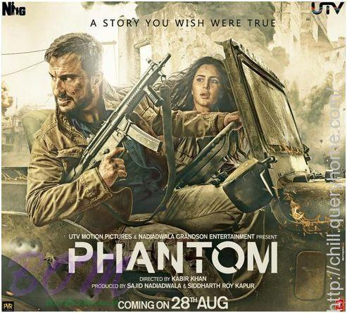 """What language has Saif Ali Khan reportedly learnt for his movie """"Phantom""""?"""