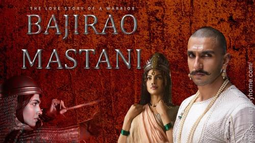 Bajirao in the movie Bajirao Mastani