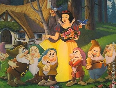 Snow White and the Seven Dwarfs was the world's first full-length animated feature cartoon.