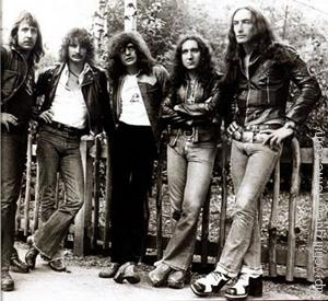 Uriah Heep are an English rock band formed in London in 1969, takes its name from a fictional character in 'David Copperfield'.