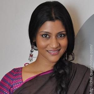 Konkona Sen Sharma plays the lead female role in the bollywood movie 'Page 3'.