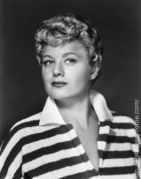 Shirley Schrift earned fame and success in Hollywood as Shelley Winters.