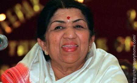 In which year Lata Mangeshkar was awarded the Padma Bhushan?