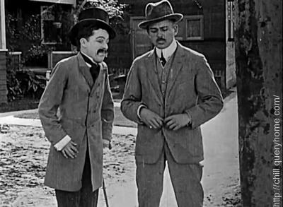 Making a Living was the first film of Charlie Chaplin.