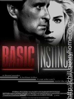 Who played the male lead opposite Sharon Stone in the hugely successful movie 'The Basic Instinct'?