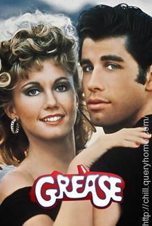 Vaselina and Brillantino were alternate names for hollywood movie Grease.