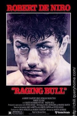 Robert De Niro won the Oscar Award for best actor for movie Raging Bull.