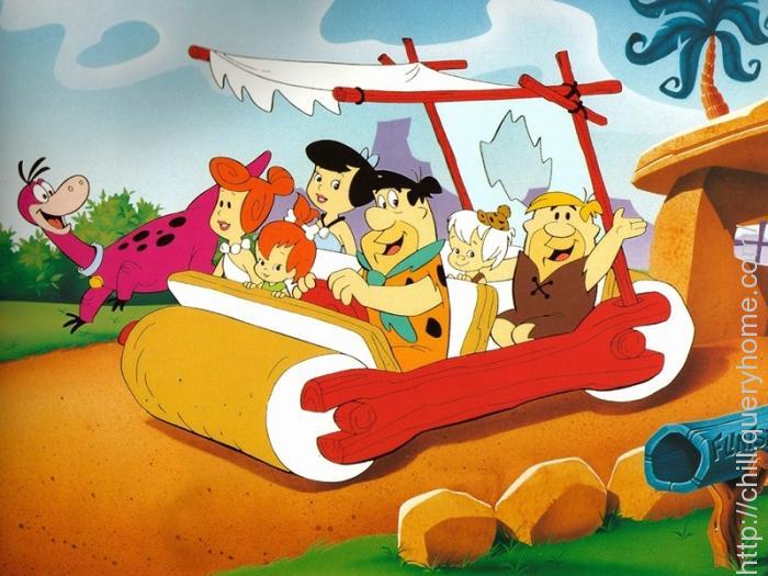 Flintstones lived in Bedrock