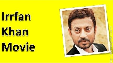 Debut movie of Irrfan Khan