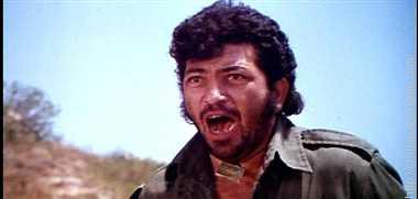 Gabbar in movie Sholay