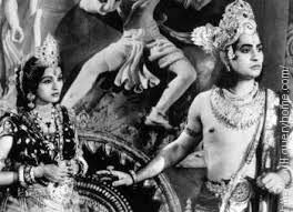 Ram Rajya was the first Indian movie that premiered in the USA