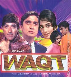 Sunil Dutt played as a Lawyer in B R Chopra's movie Waqt.