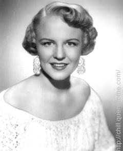 Peggy Lee featured the live album 'Beauty and the Beat!' with pianist George Shearing.