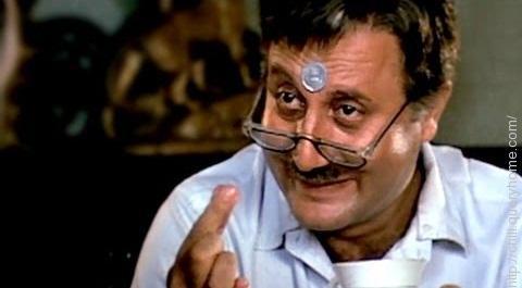 anupam kher dil movie