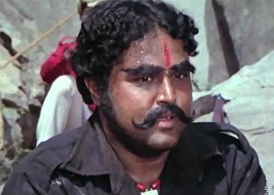 'Sholay' Kaalia