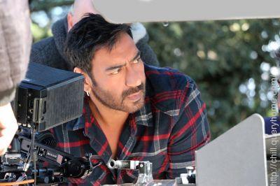 Ajay Devgan made his debut as a director