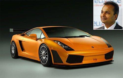 Famous Indian Celebrities Who Own Lamborghini