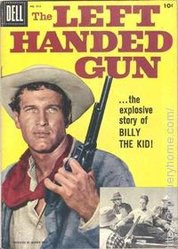 Paul Newman played as 'Billy the Kid' in hollywood movie 'The Left Handed Gun'.