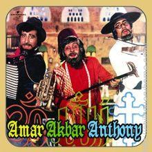 Amar Akbar and Anthony