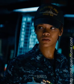 Singer Rihanna appeared in the feature film Battleship (2012).