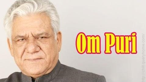 First movie of Om Puri