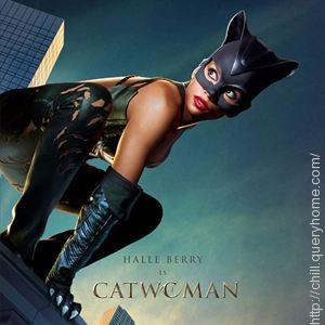 Who played the lead female role in hollywood movie 'Catwoman' and who was the director of this film?