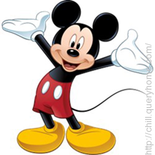 Walt Disney registered Mickey Mouse as a trademark in 1928.