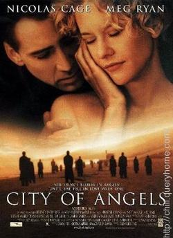 Hollywood film City of Angels was the remake of German film Wings of Desire.