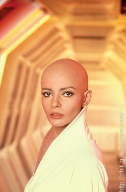 Persis Khambatta in Star Trek