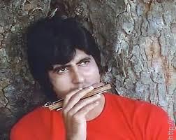 Jai as Amitabh Bachchan
