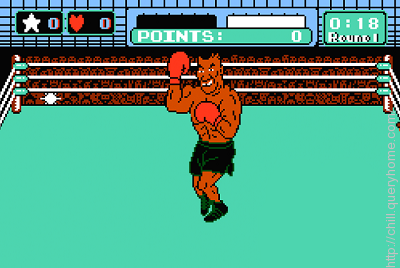 mike tyson game