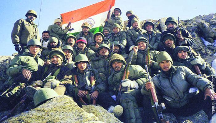 """J P Dutta's bollywood film """"LOC Kargil"""" is based on the **Kargil War** fought between India and Pakistan in year 1999"""