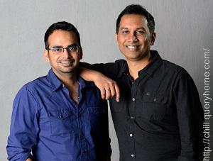 Krishna D.K and Raj Nidimoru