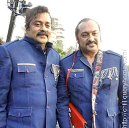 Leslie Lewis and Hariharan came together to formed Colonial Cousins music band.