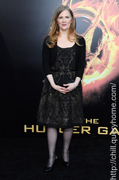 Suzanne Collins is the author of The Hunger Games trilogy