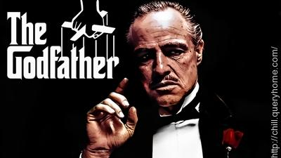 In the year 1972 the hollywood movie 'The Godfather' wins the Oscar for Best Picture.