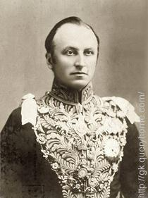 Lord Curzon had established the Department of Archaeology.