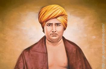 Swami Dayananda Saraswati founded Hindu reform movement 'Arya Samaj' in 1875.