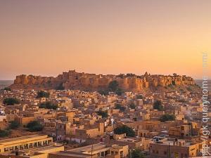 Jaisalmer the Golden City of India