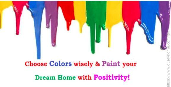 Choose Colors as Per Vastu Directions